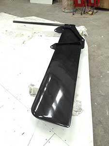 OOA Carbon Rudder
